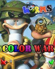 Worms: Color war