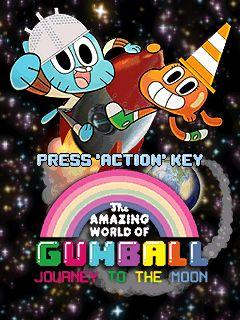 Gumball Journey to the Moon