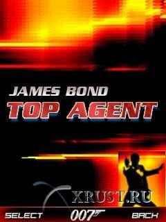 James Bond Top Agent