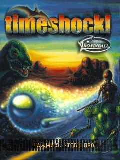 Timeshock Pro Pinball