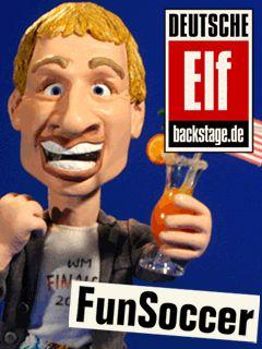 FunSoccer Deutsche Elf Backstage