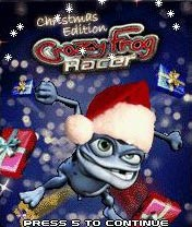Crazy Frog Racer. Christmas Edition