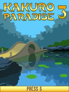 Kakuro Paradise 3