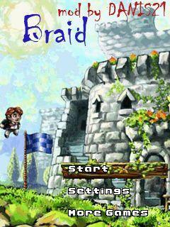 Jump Dude Jump: Braid mobile