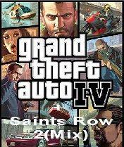 GTA 4 (Saints Row 2 (Mix))
