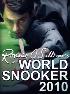 Ronnie O'Sullivans: World Snooker 2010