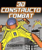 3D Constructo Combat