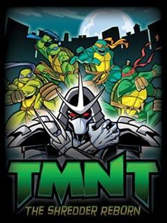 TMNT: The Shredder Reborn