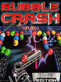 Bubble Crash Silver Edition