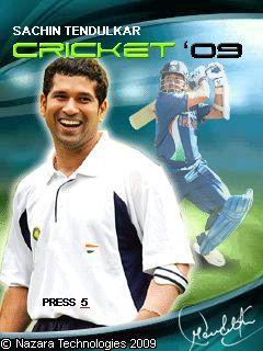 Sachin Tendulkar Cricket 2009