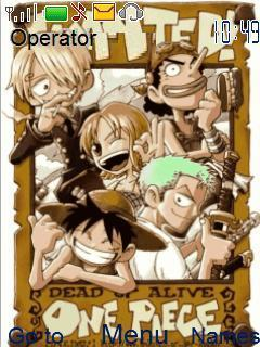 Animated One Piece