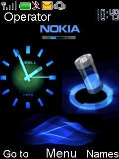 Free Download Animated Nokia Clock For Nokia 2700 Themes