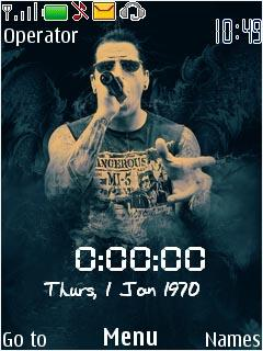 A7x Digital Clock