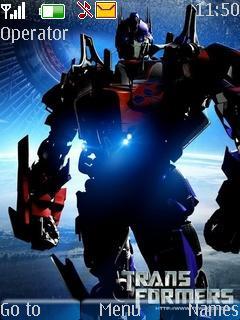 Transformers 2 Theme