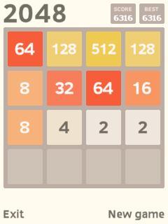 2048 Javame