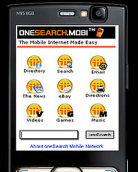 oneSearch Mobile Content