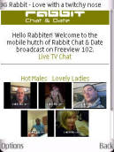 Rabbit Chat and Date
