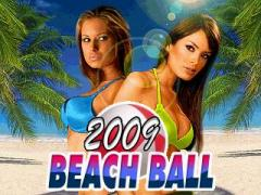 Beach ball 2009