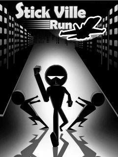 Stick Ville run