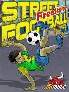 Street Football Freestyler