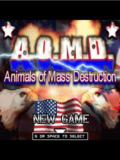 Animals of Mass Destruction (A.O.M.D.)