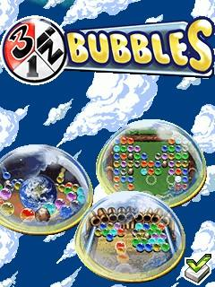 3 in 1 Bubbles
