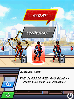 Free Download Spider-Man: Ultimate power for Java - App
