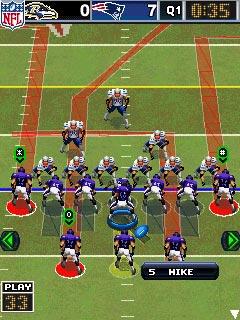 Free Download NFL 2010 for Nokia Asha 206 - Sport App
