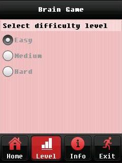 Free Download Brain Game Quiz for Nokia X2-01 - App