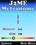 J2ME Metronome