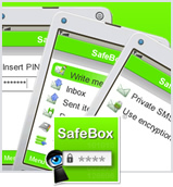 SafeBox Private SMS