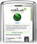 Mobiluck Social Network