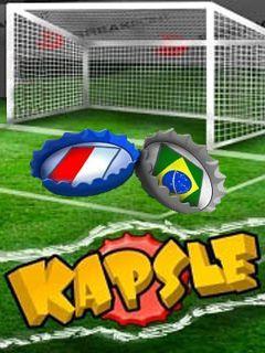 Soccer Caps (Kapsle)