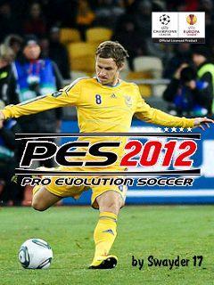 Pro Evolution Soccer 2012 UPL (PES)