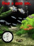 3D clock..