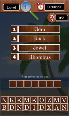 4 Clues