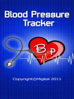 Blood Pressure Tracker Free