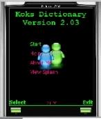 Dictionary Lite by Koks