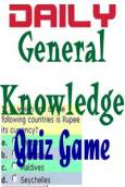 Daily General Knowledge Quiz