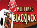 Multihand Cash Blackjack NEW