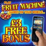 mFortune Cash Fruit Machine