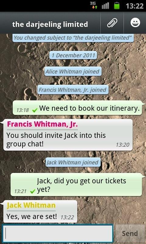 تحميل مجاني WhatsApp Messenger إلى Java - تطبيق