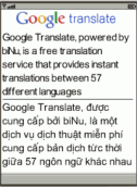 Viet English Vietnamese
