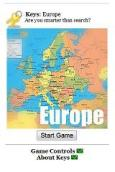 European Capitals by Keys for nokia bb android