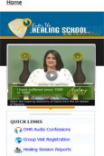 The Healing School Mobile App