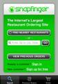 Snapfinger - Online Food Ordering