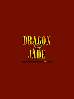 Dragon and Jade