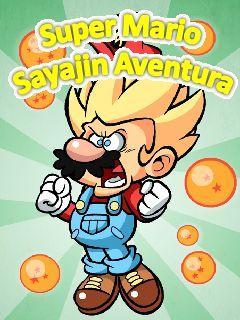Super Mario: Sayajin Aventura