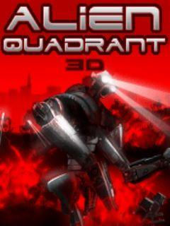 Alien Quadrant 3D