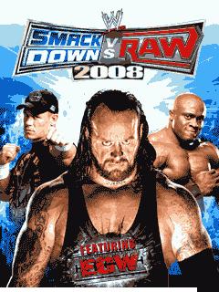 WWE SmackDown vs. RAW 2008